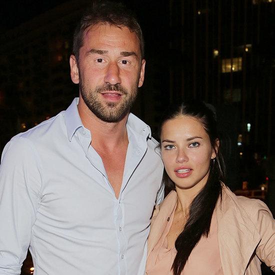 Adriana Lima Splits From Husband Marko Jaric