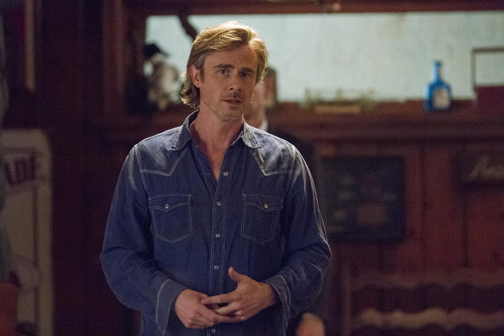 Sam Trammell stars as Sam.