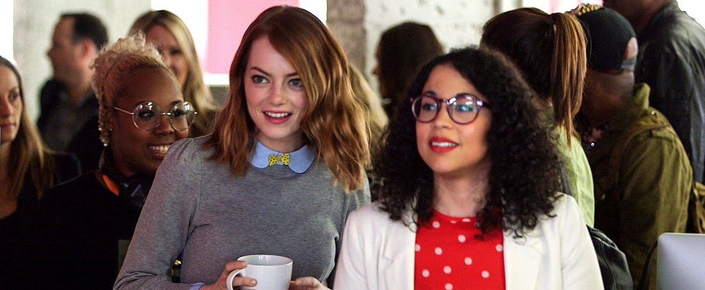 I'm a Huge Fan: Emma Stone — Emma Gets Sentimental About Spidey and Shows Off Her Dance Moves!