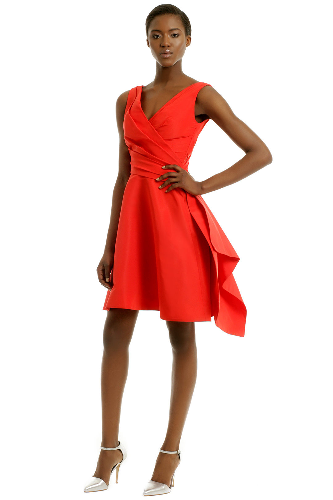 Monique Lhuillier Spin in the Skirt Dress