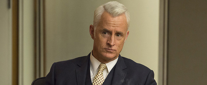 Don Who? 22 Reasons Roger Sterling Is the Best Mad Man