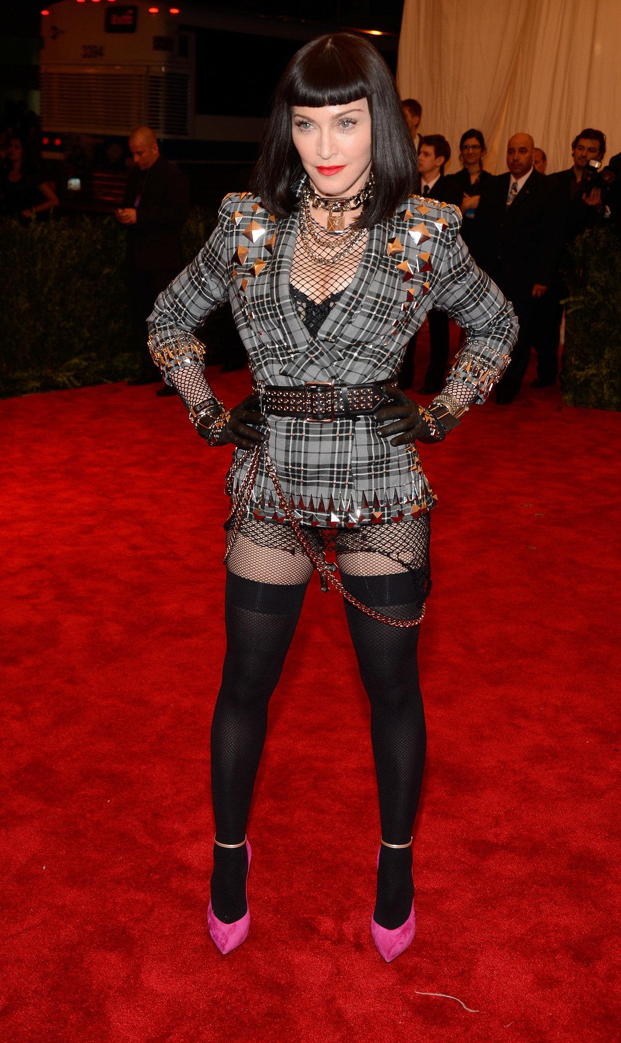 Madonna at the 2013 Met Gala