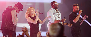 The Voice Australia 2014 Premiere: What We Learnt About the Coaches