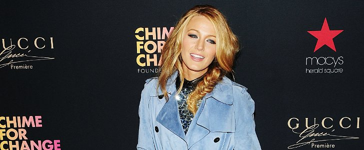 Blake Lively Gets Right Back to Work After the Met Gala