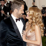 Celebrity Couples 2014 Met Gala Blake Lively Ryan Reynolds