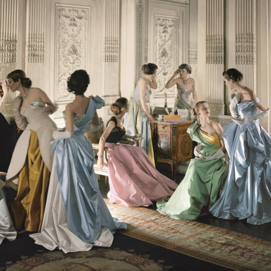 Pictures of the Charles James Exhibit at the Met