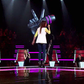 Elly Oh Blind Audition on The Voice Australia 2014