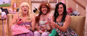 Watch Zac Efron Dress Like a Girl and Have a Late-Night Dance Party!