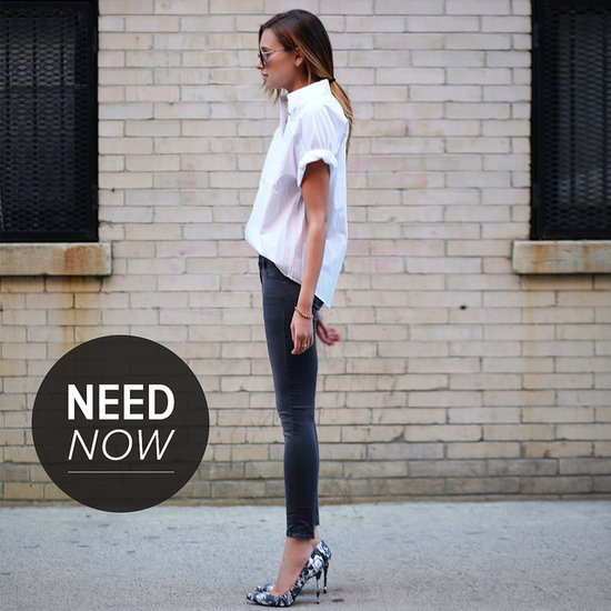 12 White Button-Downs That Are Anything But Basic