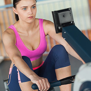 Easy 45 Minute Calorie-Burning Gym Workout