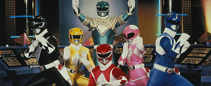 Find Out When the Power Rangers Reboot Hits Theaters!