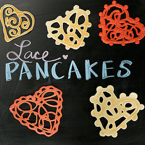 How to Make Lace Pancakes | Video