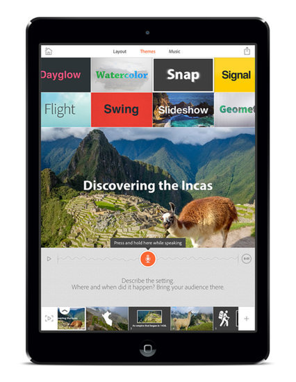 Create Your Story in Minutes With Adobe's New Video App