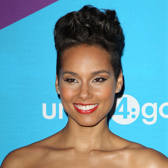 Beauty News: Alicia Keys Signs With Luxe Beauty Brand