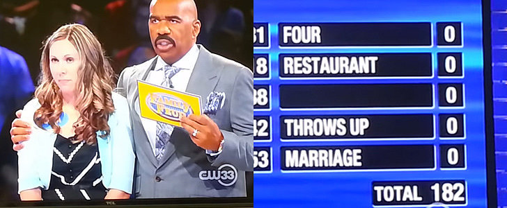 This Might Be the Worst Family Feud Fail Ever