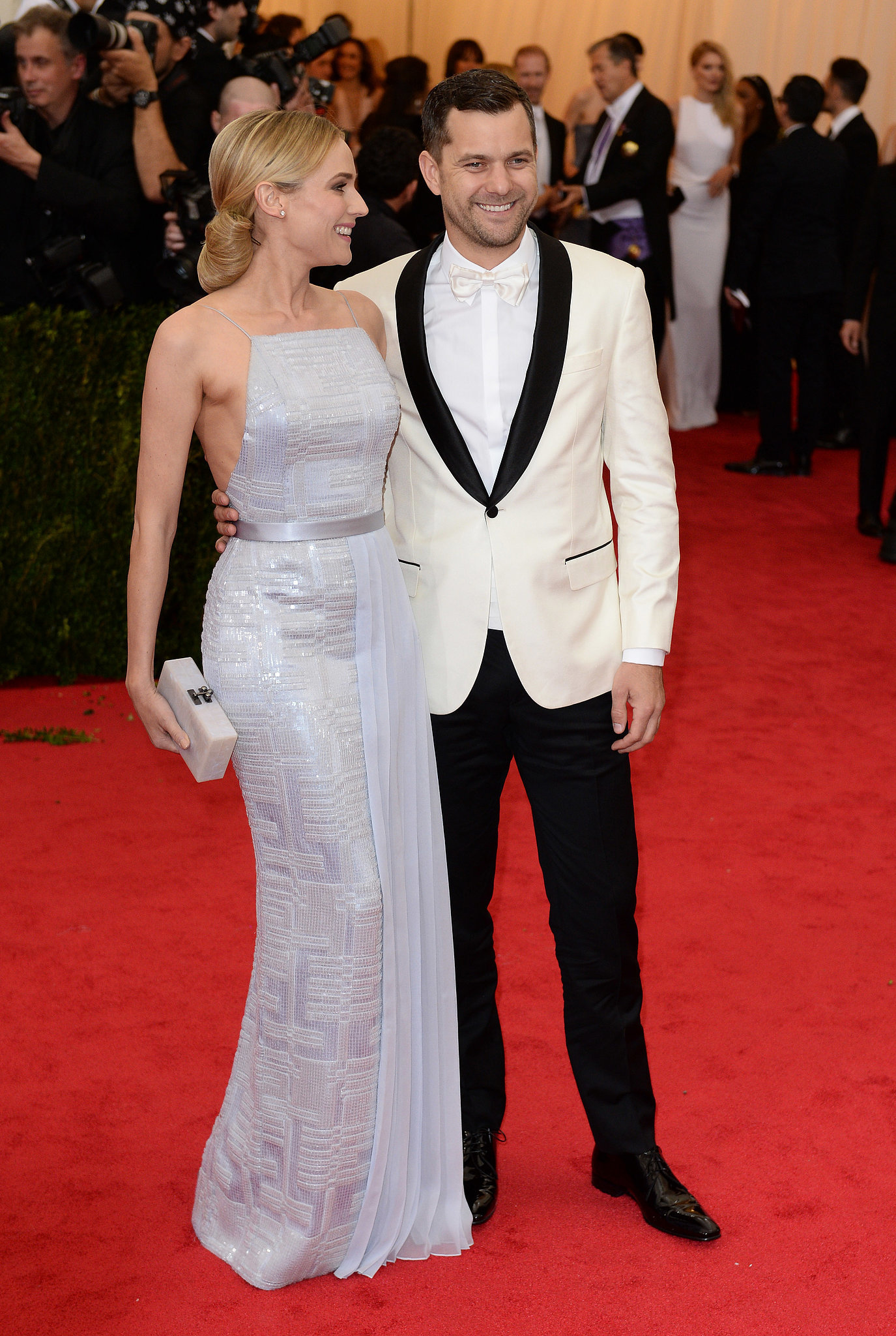 And for the record, him being half of a power couple just makes us love him more.