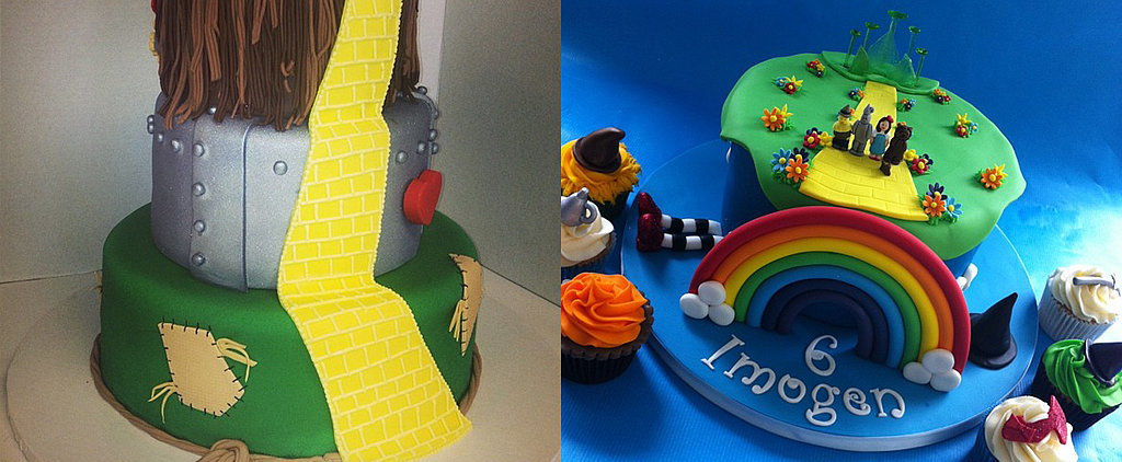 If I Only Had a Cake! 20 Sweet Ways to Celebrate The Wizard of Oz