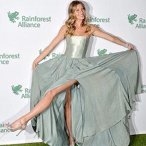 Gisele Bunchen Wears Hemp to the Rainforest Alliance Gala