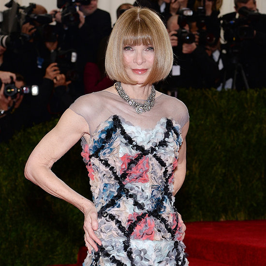 Video of Anna Wintour on Late Night With Seth Meyers