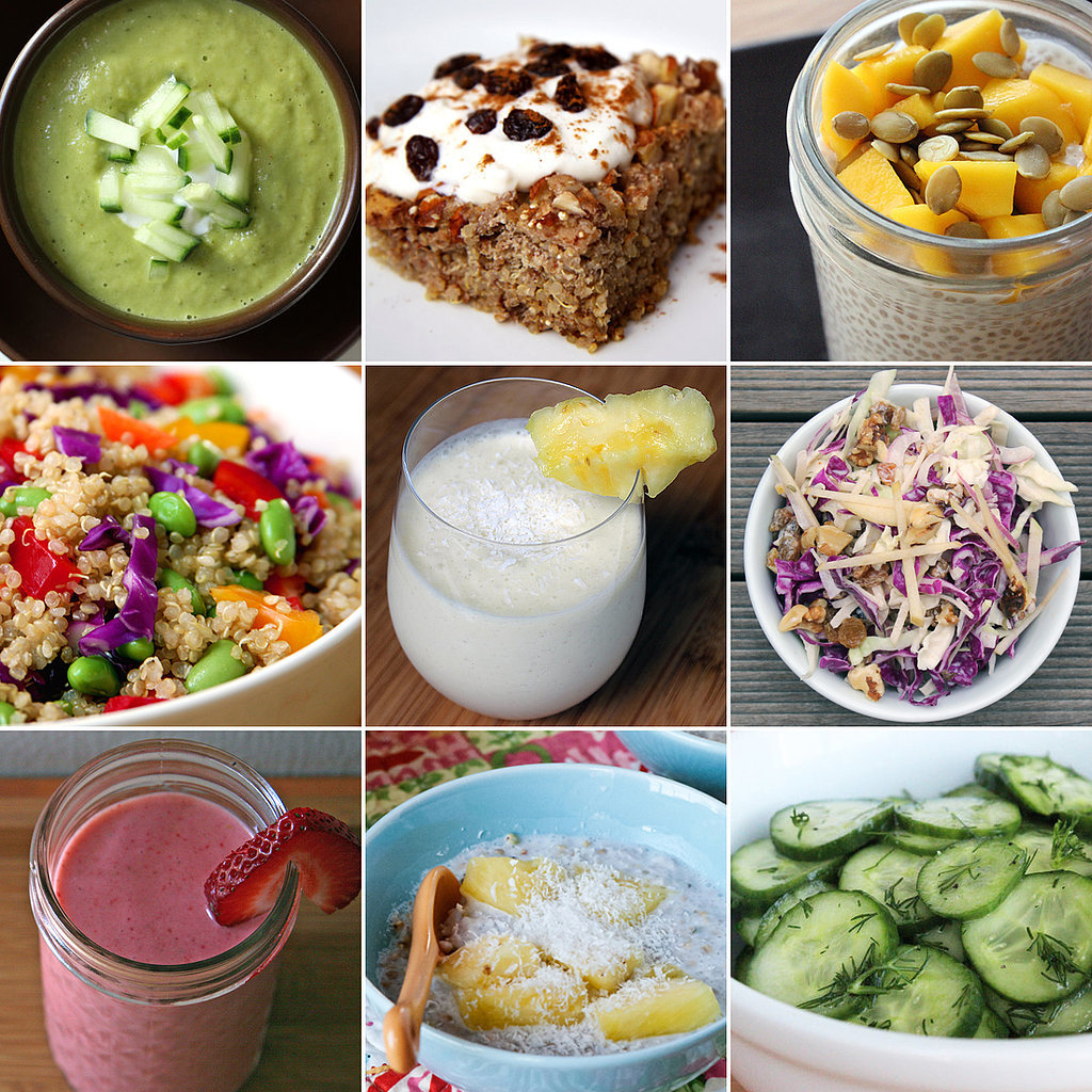 21 Recipes to Help Beat Belly Bloat