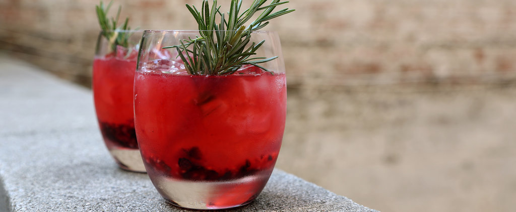 Seasonal Berries Star in This Go-To Summer Libation