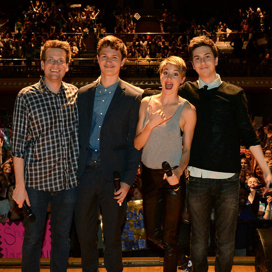 The Fault in Our Stars Fan Tour in Nashville Photos