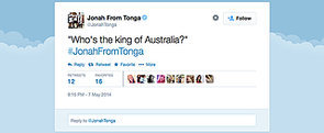 Celebrity Tweets of the Week: Rebel Wilson, Jonah From Tonga, Ricki-Lee & More!