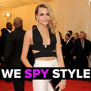 Celebrity Fashion Highlights at the Met Gala 2014 | Video