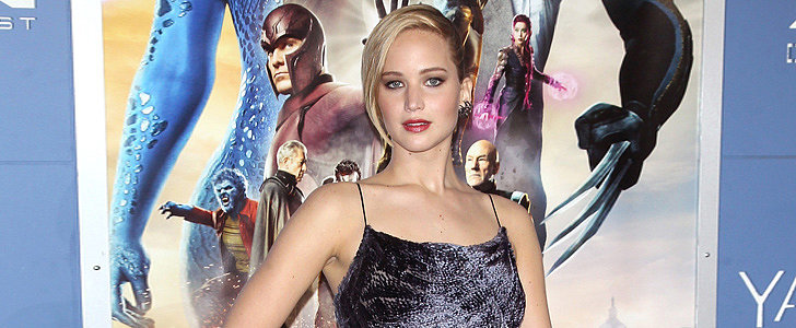 Now We All Know Jennifer Lawrence's Superpower