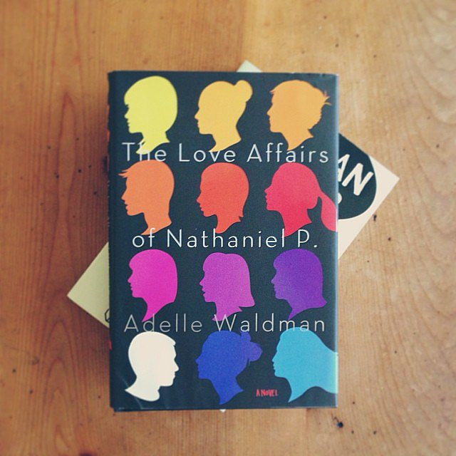 "Lauramariemeyers shared a photo of Adelle Waldman's The Love Affairs of Nathaniel P. adding that she ""devoured it in a day."""