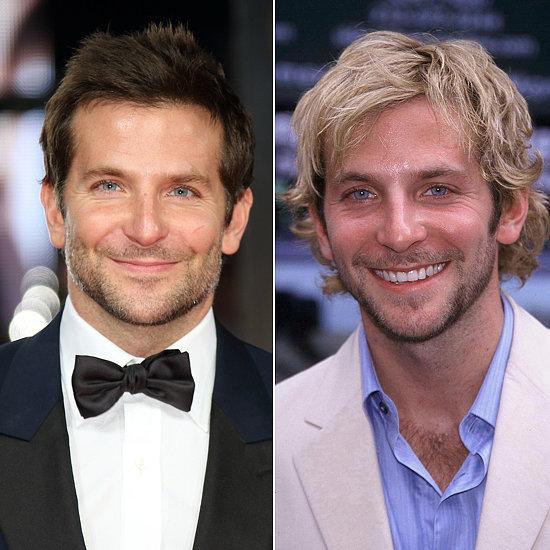 Does Bradley look better as a blond or brunet?