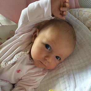 Picture of Emily Blunt and John Krasinski's Daughter Hazel