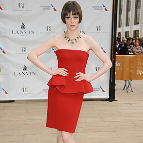 Coco Rocha's Style at the American Ballet Theatre Gala 2014
