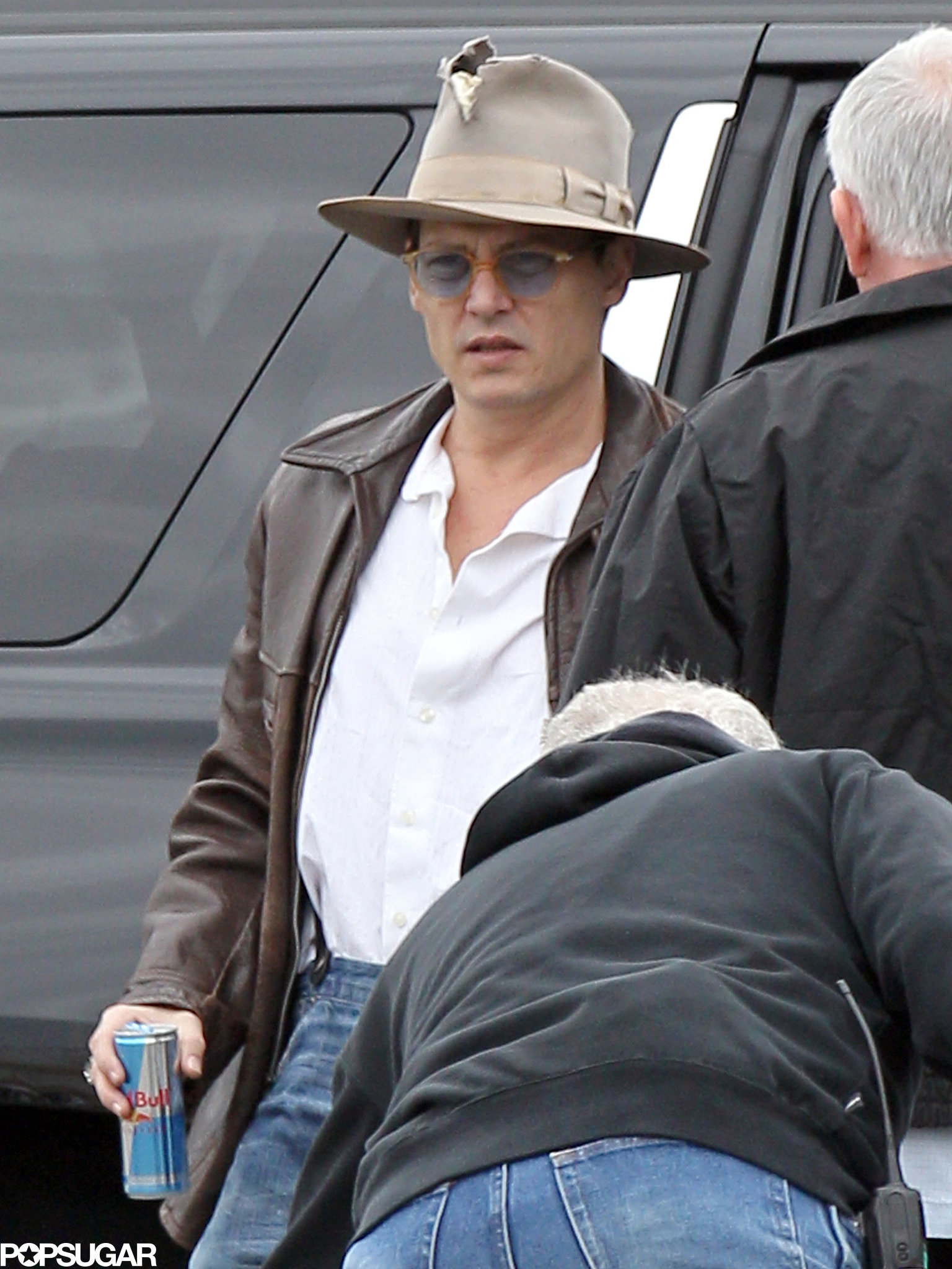 Is That Really You, Johnny Depp?