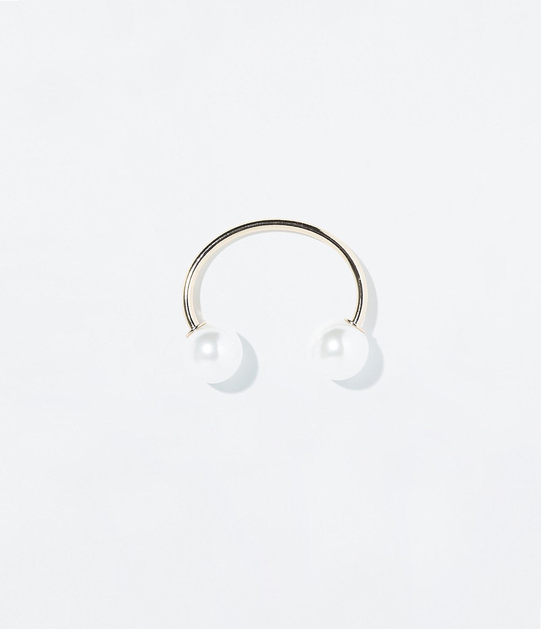 Zara Double Pearl Bracelet