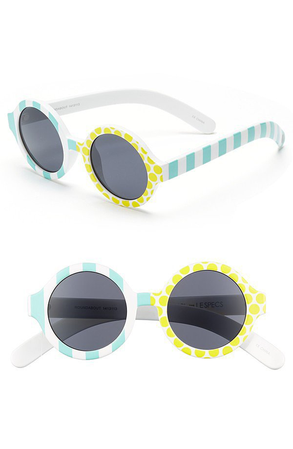 Sunglasses with Stripes and Spots