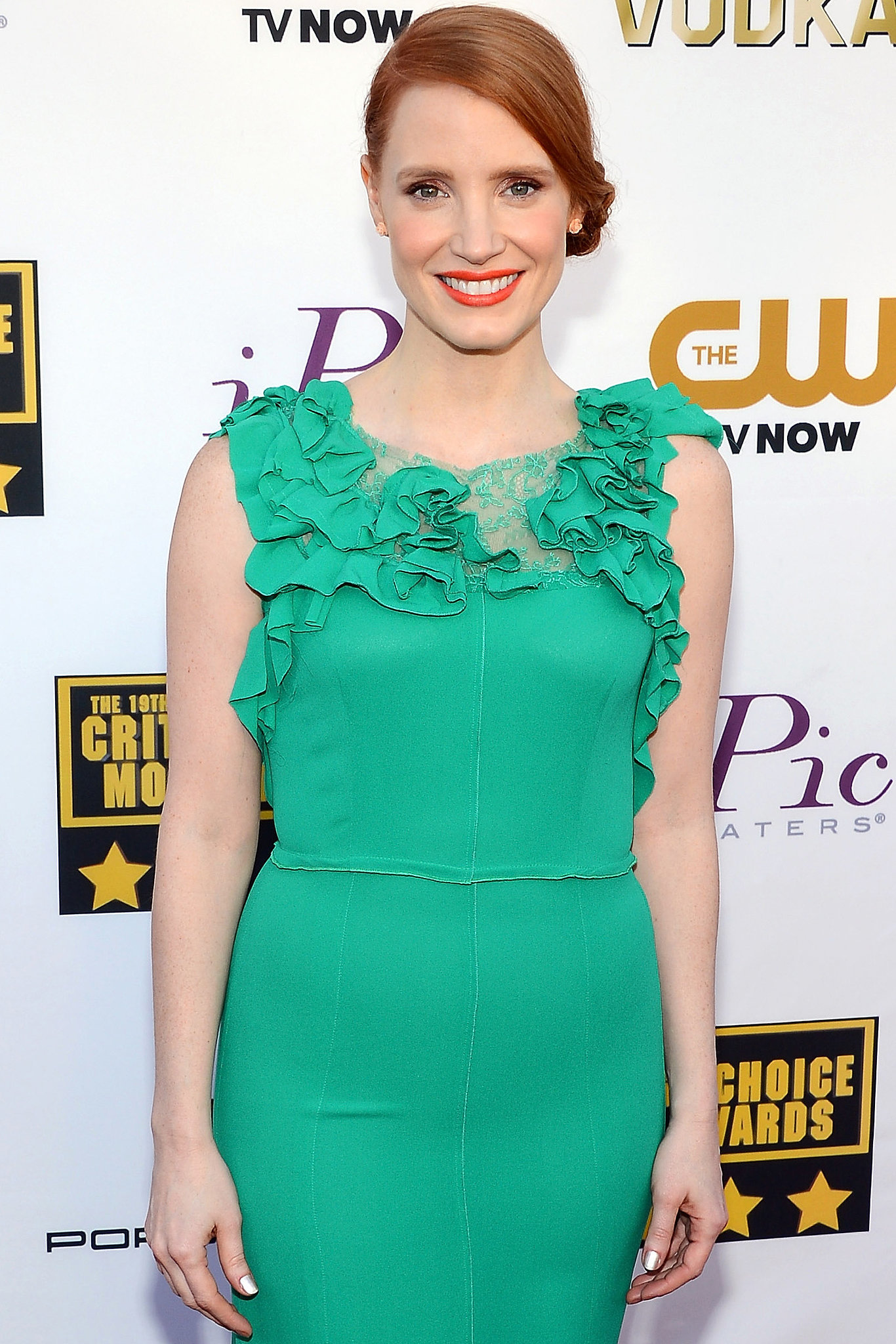 Jessica Chastain may join Mission Impossible 5, alongside Tom Cruise.