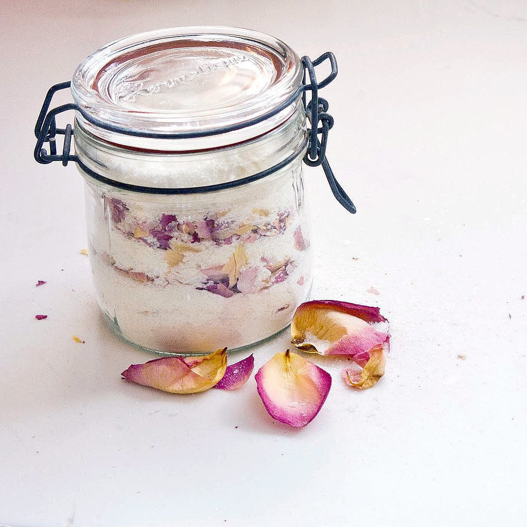 Blow Bath Salt Rose-petal Bath Salts