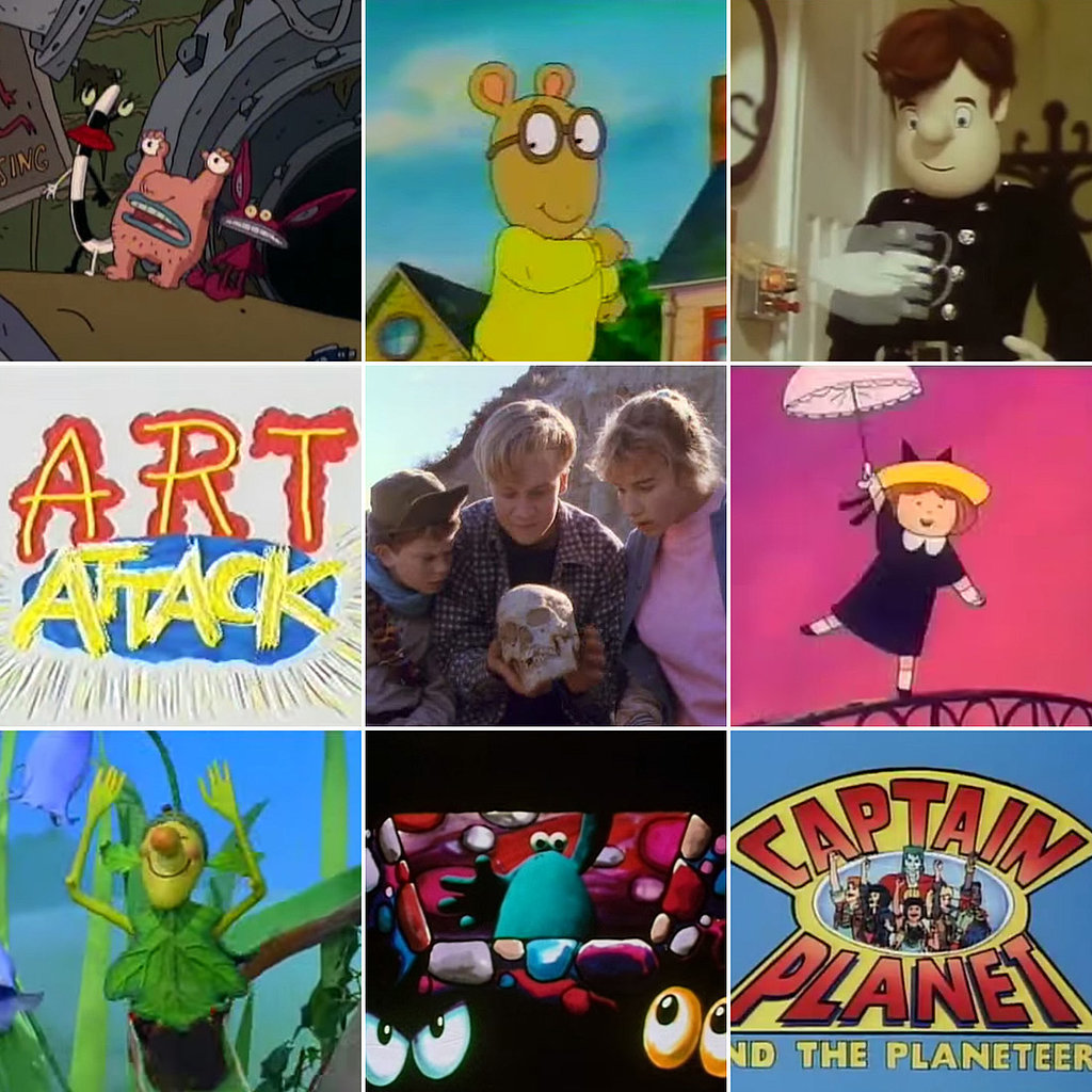 childrens shows from the 90s to Nowadays, in light of multiple wars abroad and massive economic decline, the '90s are often remembered as a golden age of happiness and prosperity, a time when things were brighter, simpler, more wholesomeexcept for children's animation.