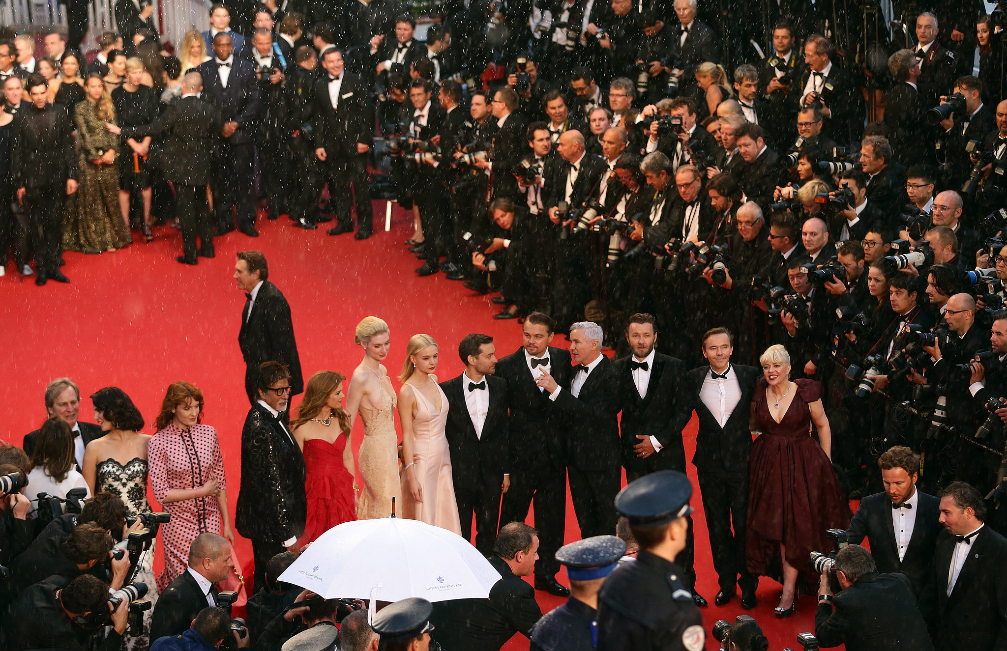 The Red Carpet at Cannes