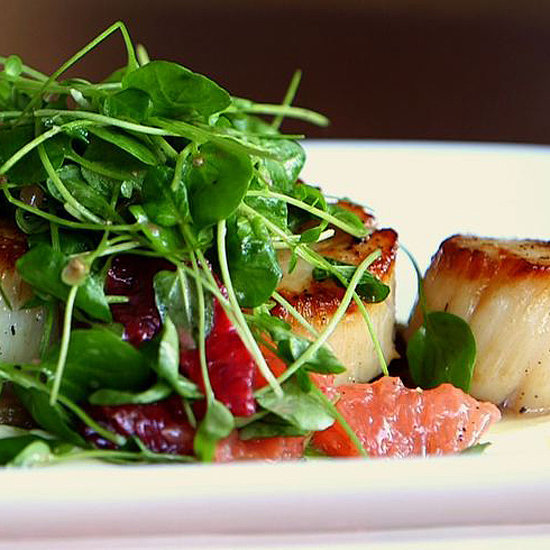 Seared Scallops From Napa Valley Grille | Video
