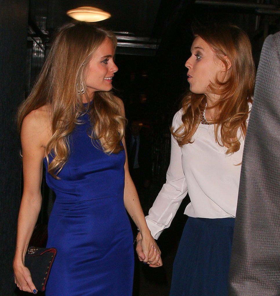 Is This a Sign That There's Still Hope For Cressida and Harry?