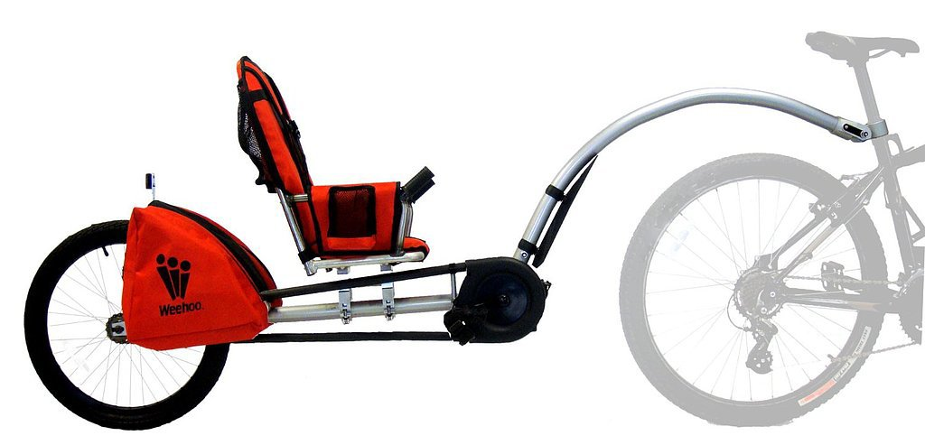 Weehoo iGo Bicycle Trailer