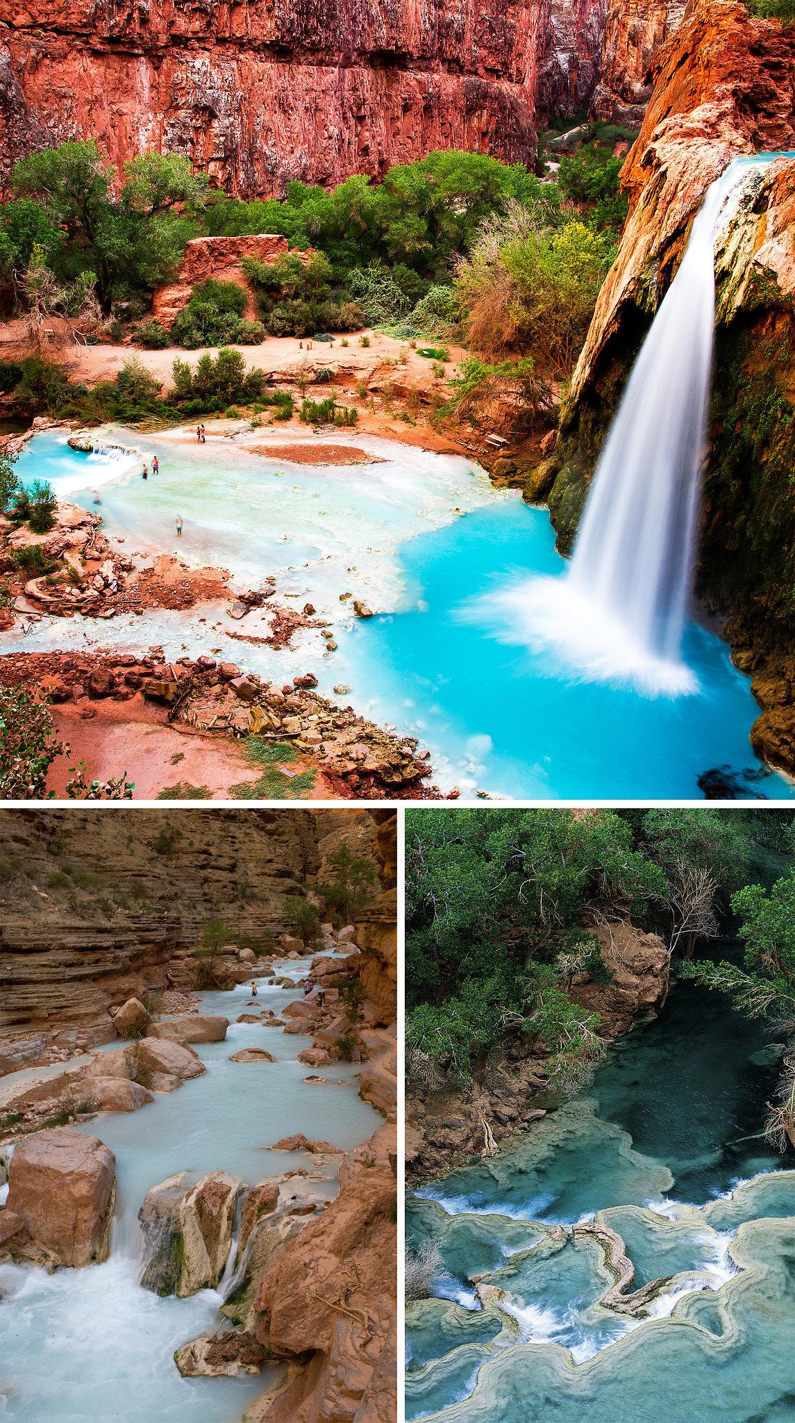Havasu Falls, US