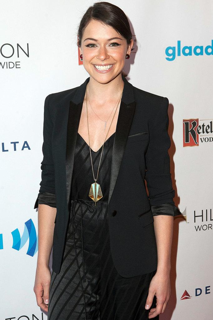 Orphan Black star Tatiana Maslany joined Woman in Gold, alongside Helen Mirren and Ryan Reynolds.