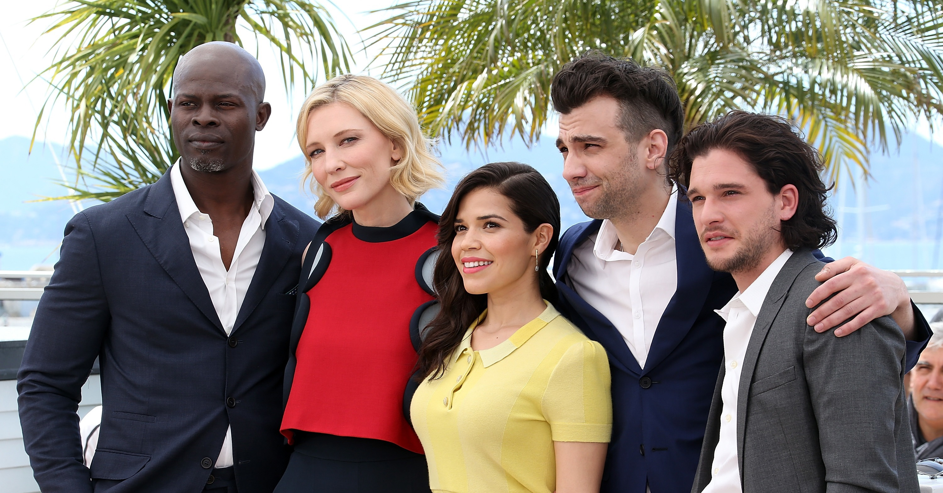 The Cast Of How To Train Your Dragon 2 Met Up For A Sunny Photo Op