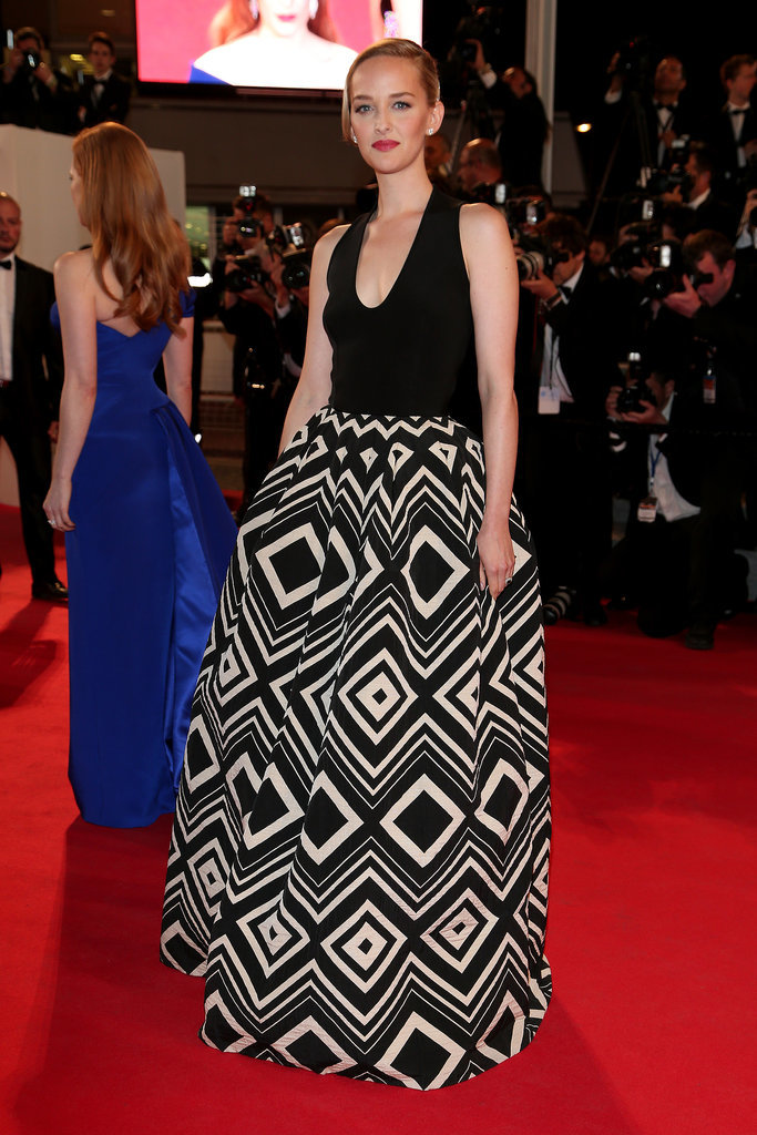 Jess Weixler at the Disappearance of Eleanor Rigby Premiere