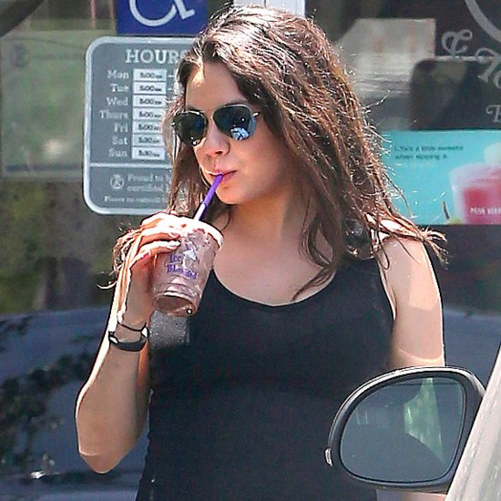 Mila Kunis and Ashton Kutcher Grab Coffee in LA