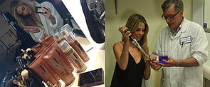Jennifer Hawkins Talks Fake Tan, Summer Nights, Bronzed Skin and Wearing All White