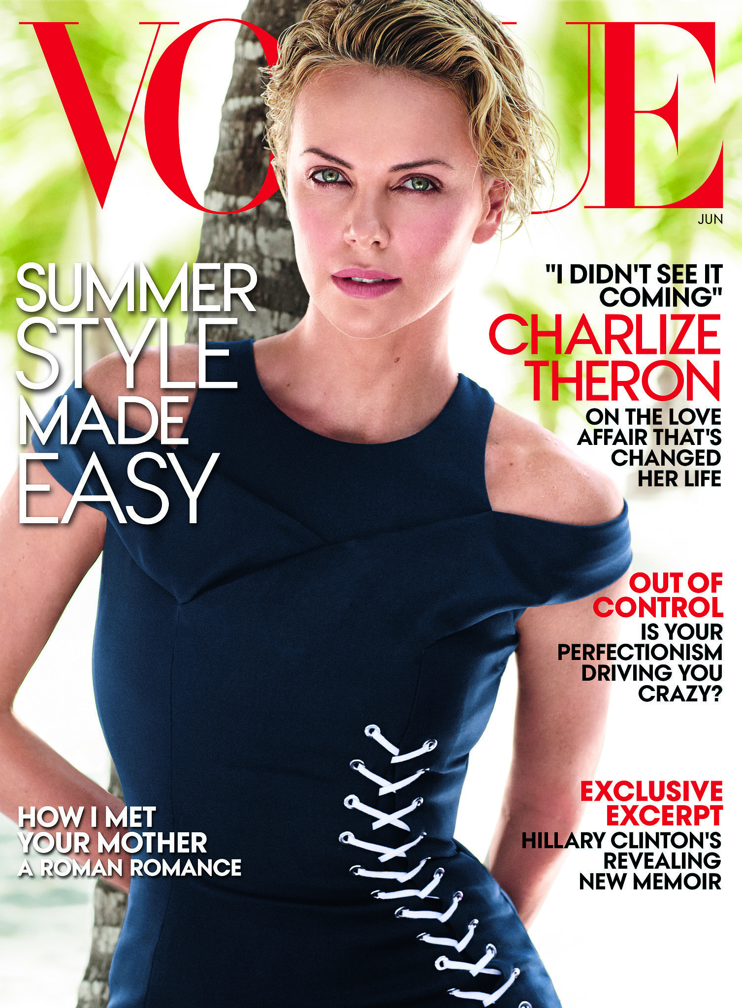 """Charlize Theron: My Relationship With Sean Penn Is """"Effortless"""""""
